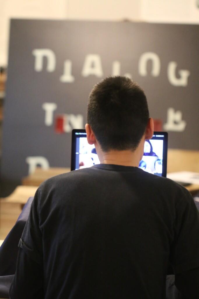 オンラインスタディに参加するアテンド ダイアログ・イン・ザ・ダーク オンラインスタディ イメージ